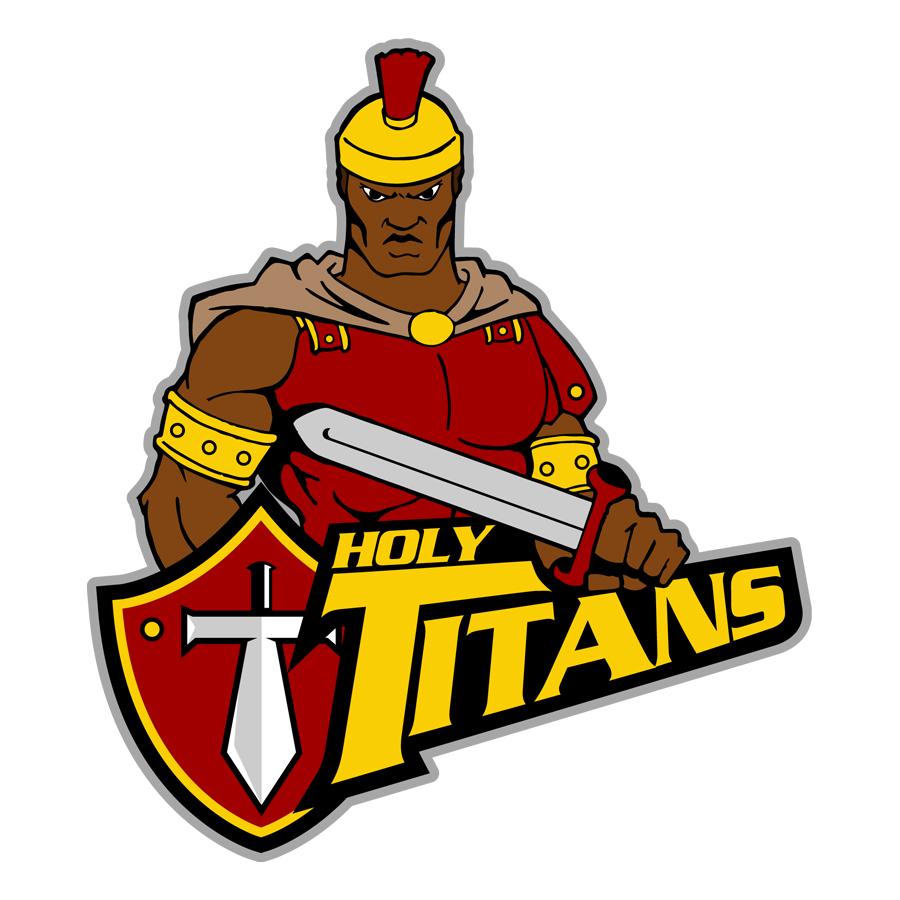 holy titans logo